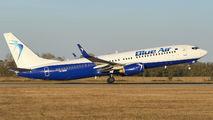 YR-BMM - Blue Air Boeing 737-800 aircraft