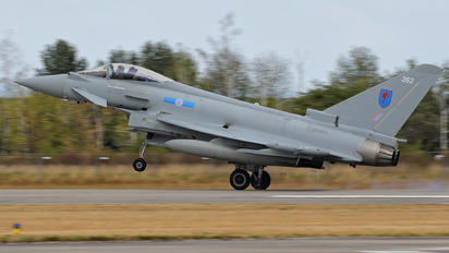 ZK362 - Royal Air Force Eurofighter Typhoon FGR.4