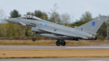 ZK362 - Royal Air Force Eurofighter Typhoon FGR.4 aircraft