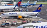 TF-ICU - Icelandair Boeing 737-8 MAX aircraft