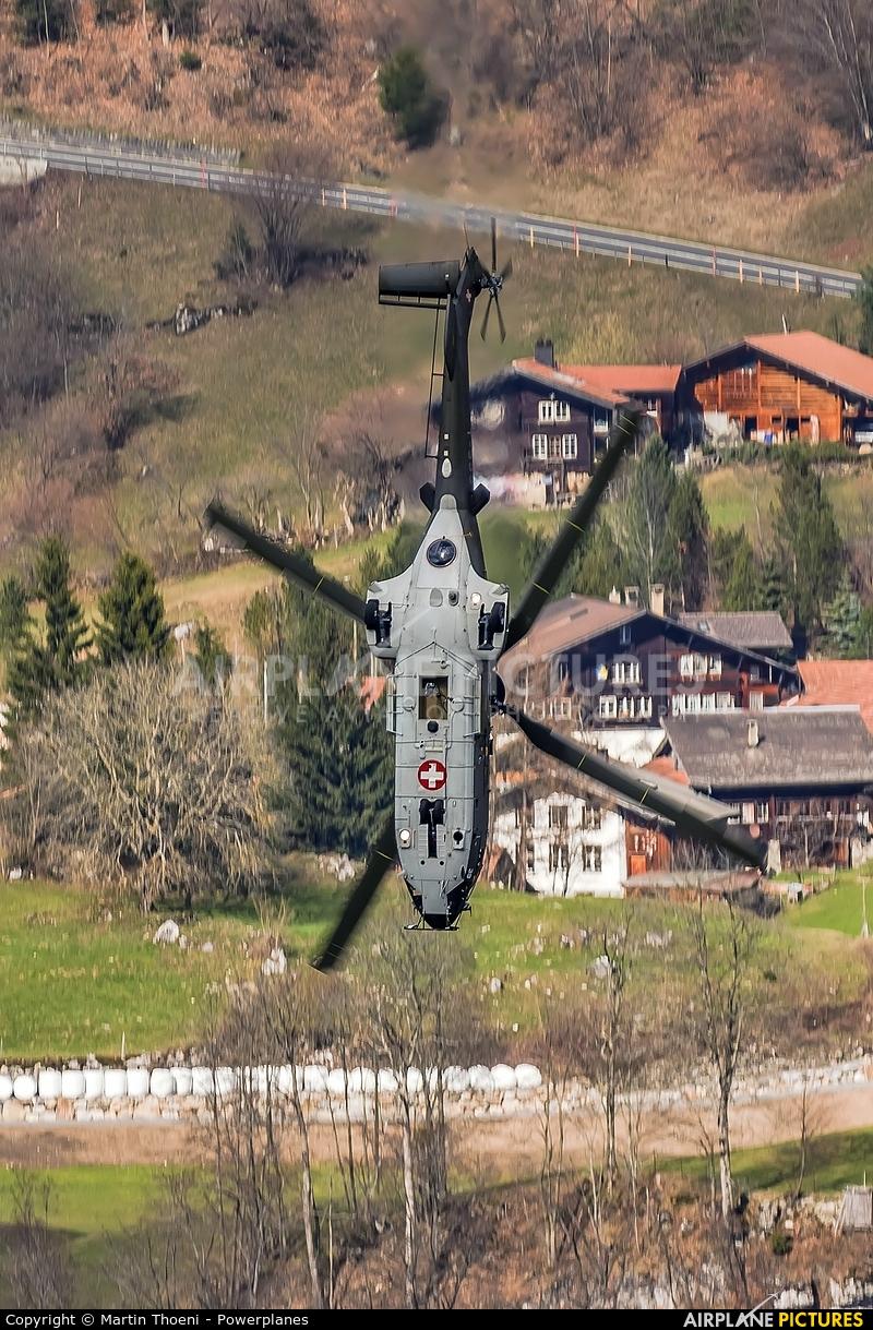 Switzerland - Air Force T-339 aircraft at Meiringen