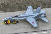 J-5011 - Switzerland - Air Force McDonnell Douglas F/A-18C Hornet aircraft