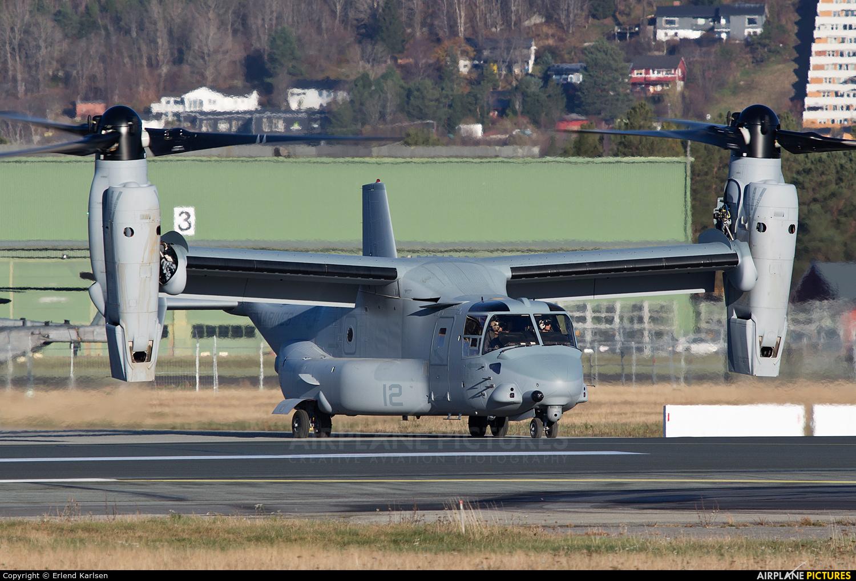 USA - Marine Corps 168672 aircraft at Trondheim - Vaernes
