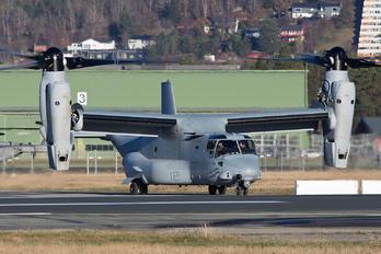 168672 - USA - Marine Corps Bell-Boeing V-22 Osprey