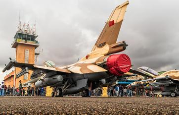 08-8006 - Morocco - Air Force Lockheed Martin F-16CJ Fighting Falcon