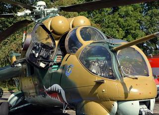 0103 - Czech - Air Force Mil Mi-24D