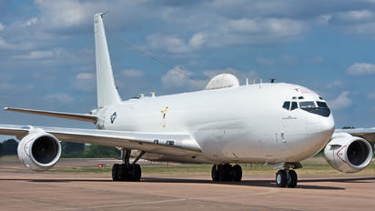 163918 - USA - Navy Boeing E-6B Mercury