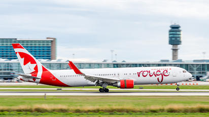 C-FMWY - Air Canada Rouge Boeing 767-300ER