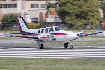 F-GHKV - ECOLE NATIONALE DE L'AVIATION CIVILE - ENAC Beechcraft 58 Baron