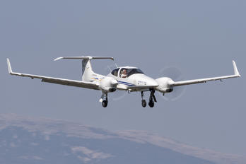 I-TFSC - Private Diamond DA 42 Twin Star