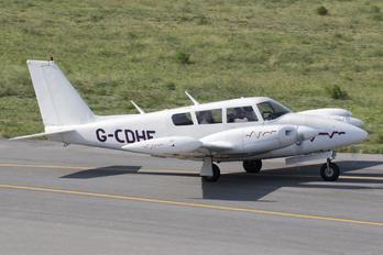 G-CDHF - Private Piper PA-30 Twin Comanche