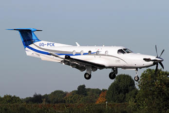 OO-PCK - Private Pilatus PC-12