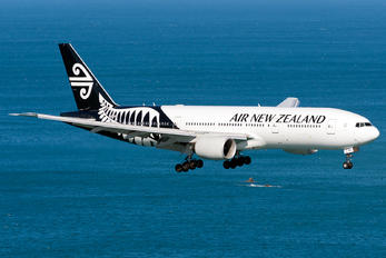 ZK-OKA - Air New Zealand Boeing 777-200ER