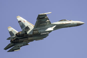 RF-95496 - Russia - Air Force Sukhoi Su-35S