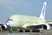 First Airbus A380 for All Nippon Airways title=