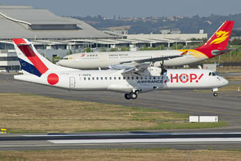 F-HOPA - Air France - Hop! ATR 72 (all models)