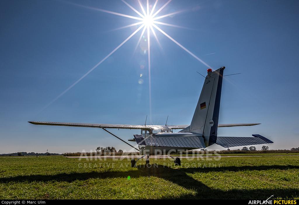 Private D-EITN aircraft at Donauwörth - Genderkingen