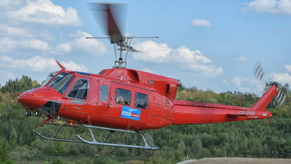 OE-XKK - Heli Tirol Agusta / Agusta-Bell AB 212