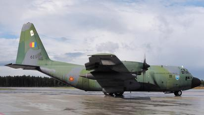 6191 - Romania - Air Force Lockheed C-130H Hercules
