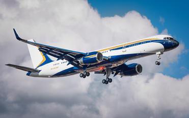 M-RISE - Talos Aviation Boeing 757-200WL