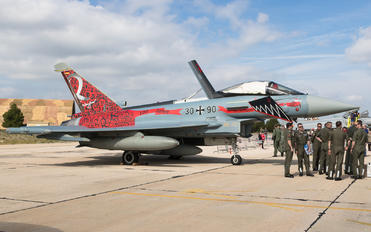 30+90 - Germany - Air Force Eurofighter Typhoon