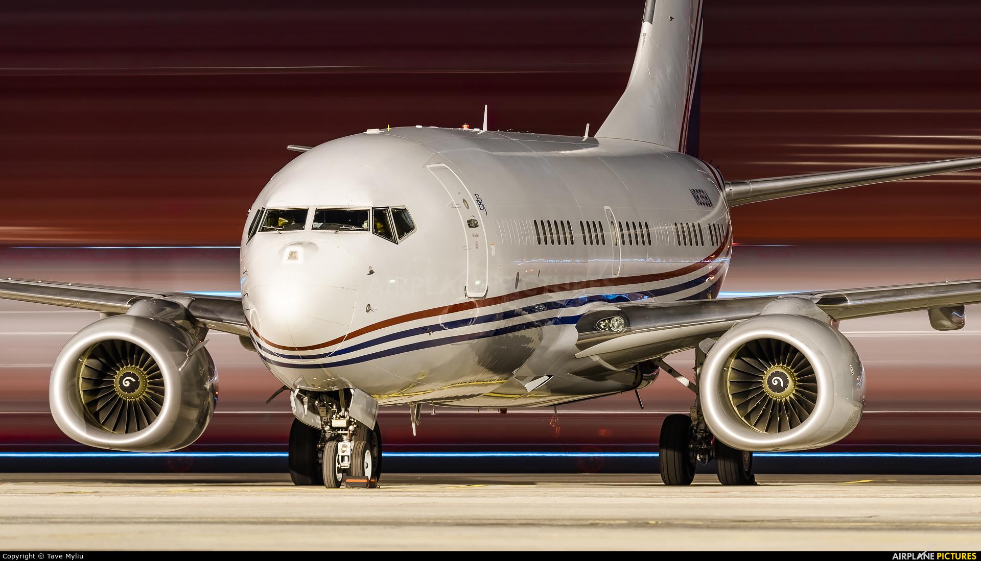 Boeing Company N835BA aircraft at Tenerife Sur - Reina Sofia