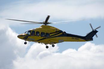 ZK-HNO - Private Agusta Westland AW139