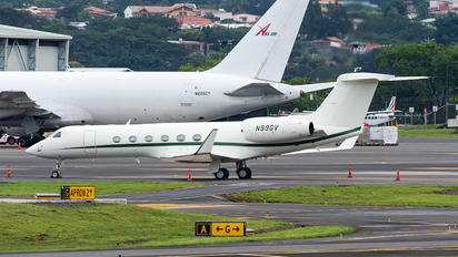 N99GV - Private Gulfstream Aerospace G-V, G-V-SP, G500, G550