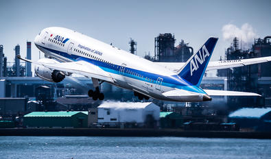 JA831A - ANA - All Nippon Airways Boeing 787-8 Dreamliner