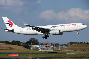 B-5952 - China Eastern Airlines Airbus A330-200