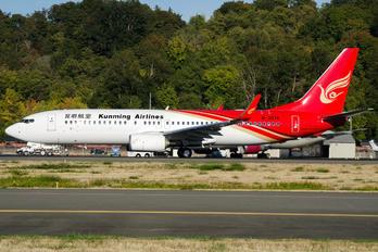 B-207A -  Boeing 737-800