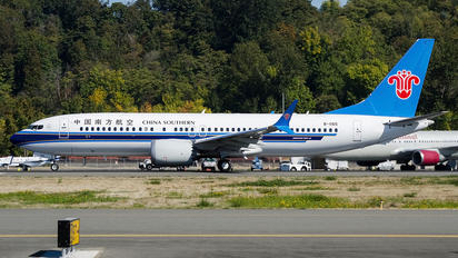 B-1165 - China Southern Airlines Boeing 737-8 MAX