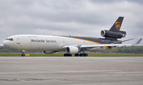 N251UP - UPS - United Parcel Service McDonnell Douglas MD-11F aircraft