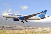 G-OJMC - Thomas Cook Airbus A330-200 aircraft