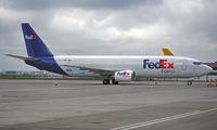 OO-TNP - FedEx Federal Express Boeing 737-400F aircraft