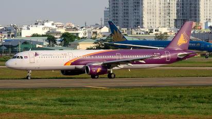 XU-349 - Cambodia Angkor Air Airbus A321