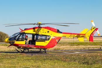 F-ZBQI - France - Sécurité Civile Eurocopter EC145