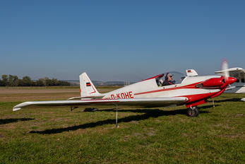 D-KOHE - Private Sportavia-Putzer RF5B Sperber