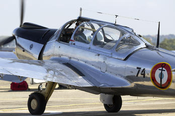 F-BKOI - Private Morane Saulnier MS.733 Alcyon