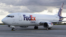 OO-TNP - FedEx Federal Express Boeing 737-400F aircraft