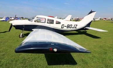 G-BOJZ - Private Piper PA-28-161 Cherokee Warrior II