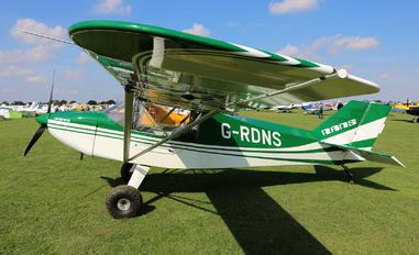 G-RDNS - Private Rans S-6, 6S / 6ES Coyote II