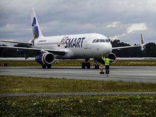 CC-AWB - JetSMART Airbus A320