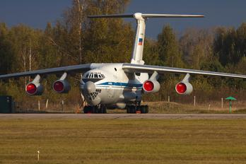 RF-78797 - Russia - Air Force Ilyushin Il-76 (all models)