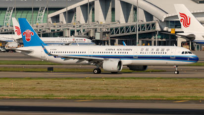 B-8368 - China Southern Airlines Airbus A321 NEO