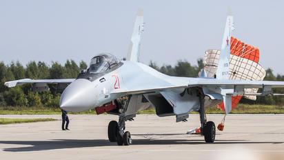 RF-81761 - Russia - Air Force Sukhoi Su-35S