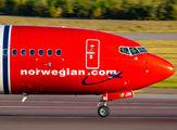 EI-FJN - Norwegian Air International Boeing 737-800 aircraft