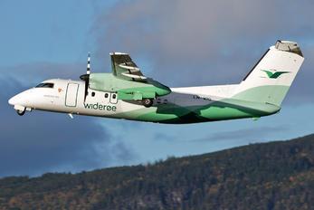 LN-WIG - Widerøe de Havilland Canada DHC-8-100 Dash 8