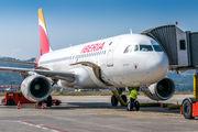 EC-IZR - Iberia Airbus A320 aircraft