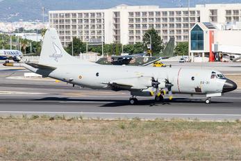 P.3B-08 - Spain - Air Force Lockheed P-3B Orion